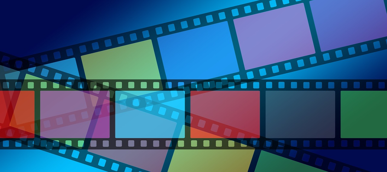 video, film, filmstrip